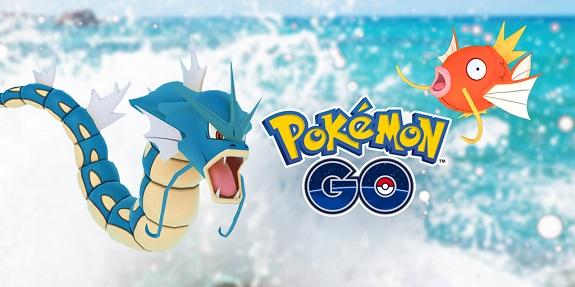 Pokemon GO Water