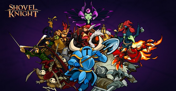 Shovel Knight a