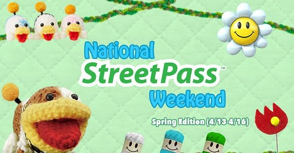 2017 National StreetPass Weekend Spring