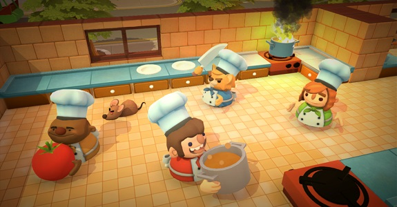 Overcooked: Software updates (latest: Patch 3) - Perfectly Nintendo