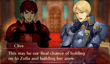 Fire Emblem Echoes: Siege of Zofia Castle