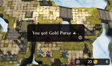 Fire Emblem Echoes: Wealth Before Health