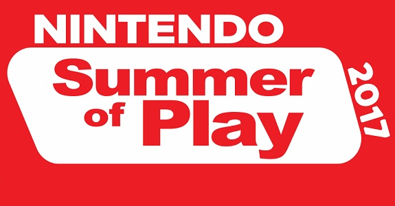 Nintendo Summer of Play 2017