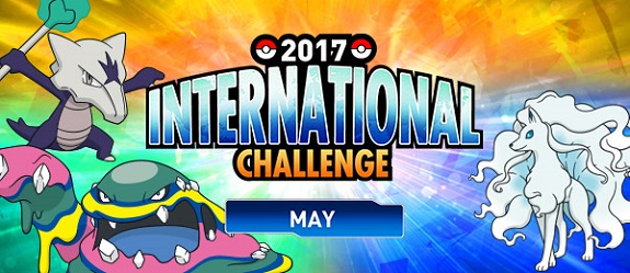 Pokémon Sun and Moon Battle Competition May
