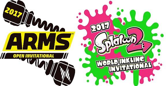ARMS Splatoon 2 E3 2017 tourneys