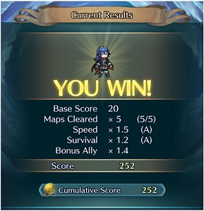 Fire Emblem Heroes Tempest Trials 4