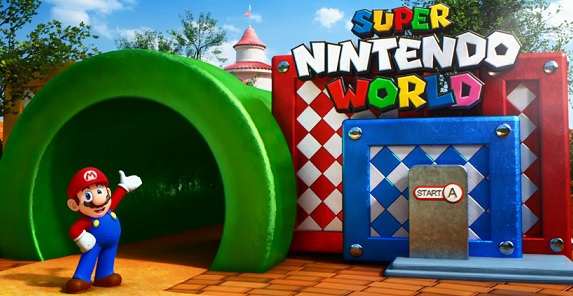 Super Nintendo World