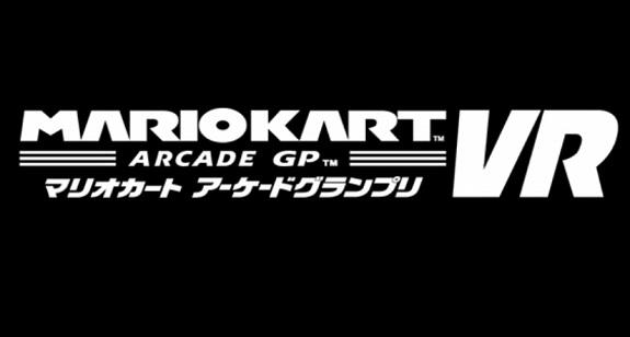 Mario Kart Arcade GP VR