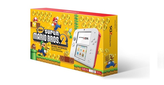 New Super Mario Bros 2 Nintendo 2DS