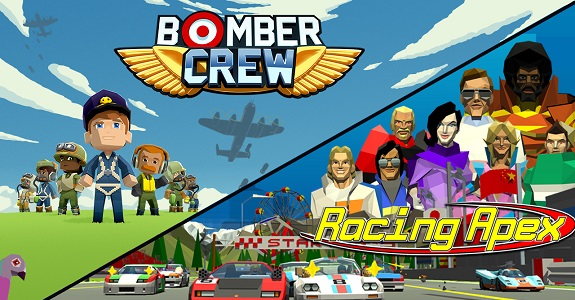 Bomber Crew Racing Apex