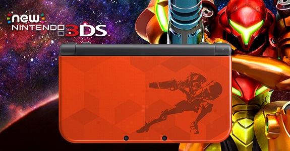 Metroid: Samus Returns New 3DS XL