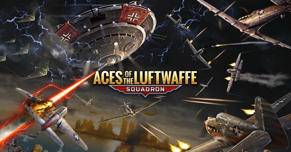 Ace of the Luftwaffe - Squadron
