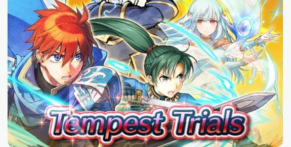 Fire Emblem Heroes Tempest Trials Mini 1