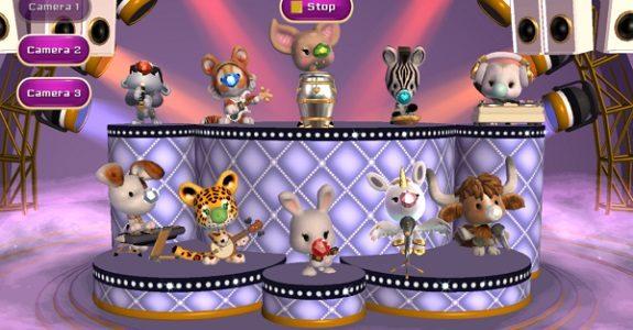 Geminose: Popstars Animals