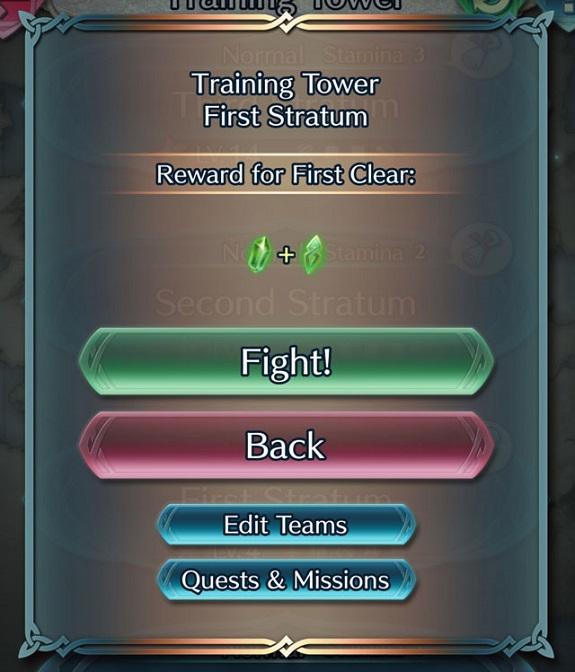 Fire Emblem Heroes 1-8-0 Team
