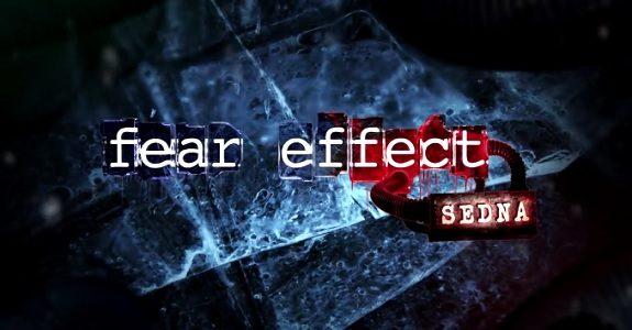 Fear Effect Sedna