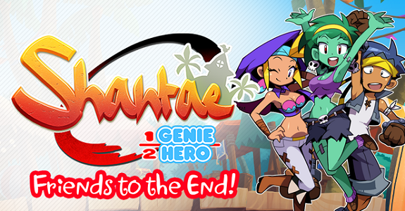 Shantae: Half-Genie Hero - Friends to the End
