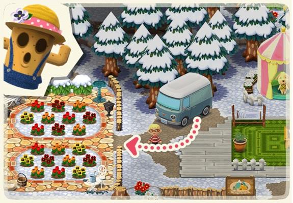 Animal Crossing: Pocket Camp Gardening