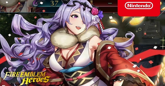 Fire Emblem Heroes New Year
