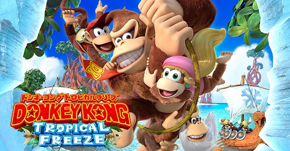 DKC Tropical Freeze