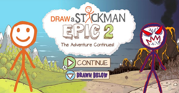 Draw a Stickma:n Epic 2