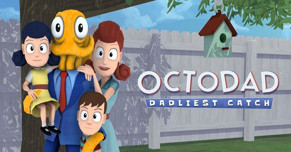 Octodad: Deadliest Catch