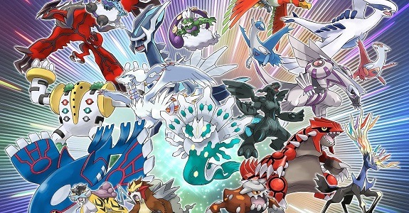 Pokemon Ultra Sun Ultra Moon Sun Moon Legendary Year