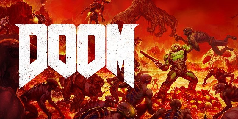DOOM: Software updates (latest: Ver  1 2 0) - Perfectly Nintendo