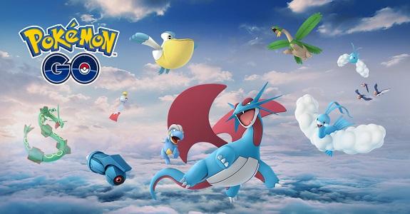Pokémon GO Hoenn Feb 9