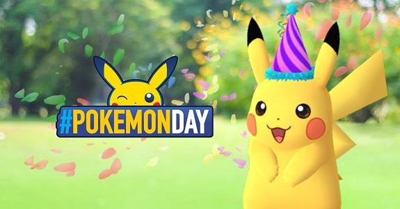 Pokémon GO Pokémon Day