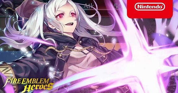 Fire Emblem Heroes Legendary 5