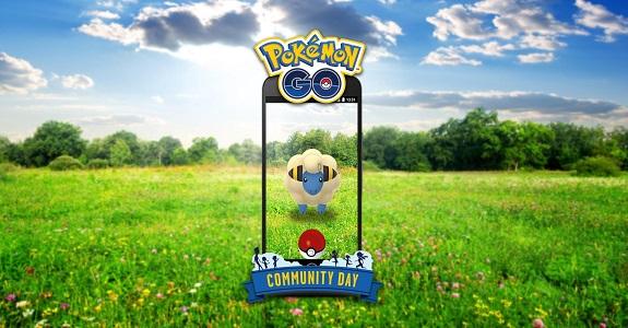 Pokémon Go Community Day Mareep