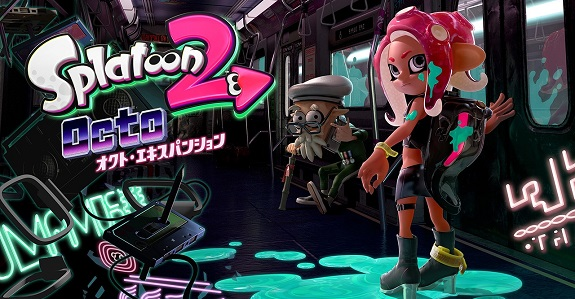 Splatoon 2 More Details About The Octo Expansion Perfectly Nintendo
