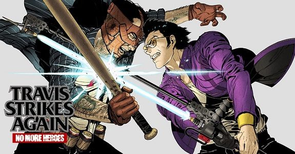 Travis Strikes Again: No More Heroes a