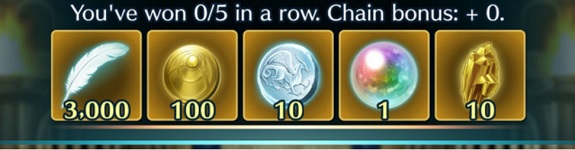 Fire Emblem Heroes Ver 2-5-0 chain