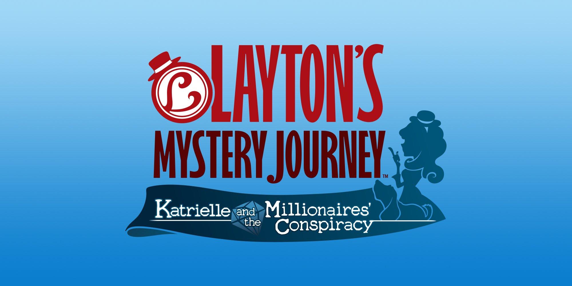 Layton's Mystery Journey EN