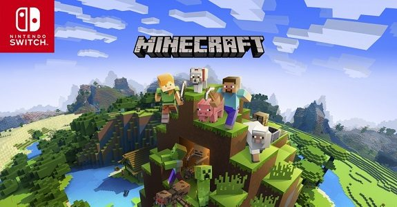 Minecraft Nintendo Switch Bedrock