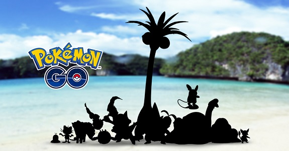 Pokemon GO Alola Variants