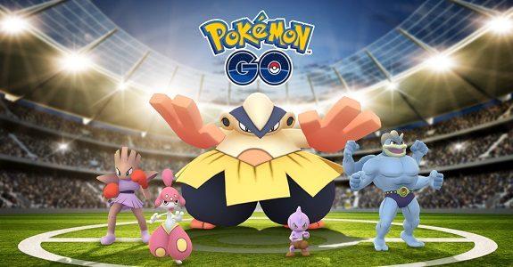 Pokémon Go Battle Showdown