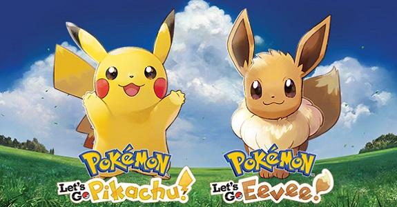 Pokémon: Let's Go, Pikachu! / Eevee!