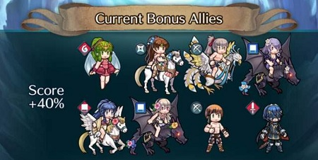 Fire Emblem Heroes Tempest Trials Plus 4 bonus
