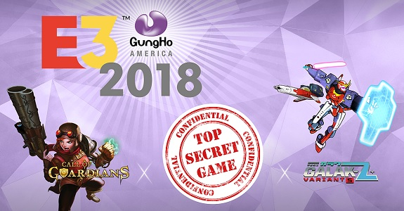 GungHo E3 2018