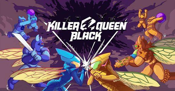 Killer Queen Black