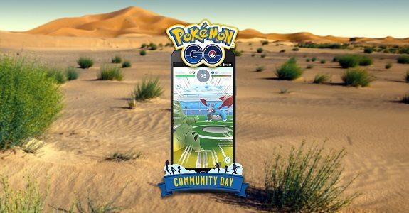 Pokémon GO Community Day Tyranitar