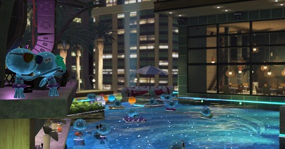 Splatoon 2 Hotel