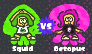 Splatoon 2 Splatfest 12 ww