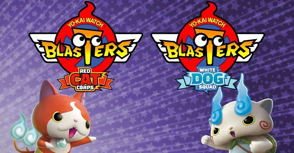 Yo-kai Watch Blasters: list of passcodes, QR Codes