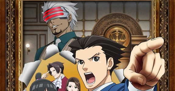 Ace Attorney anime S2
