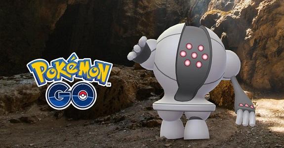 Pokémon GO Registeel