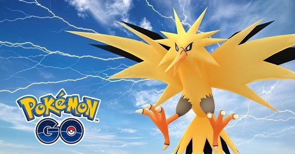 Pokémon GO Zapdos Day